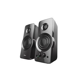 ALTAVOCES 18W RMS 36 W MAX USB AURICULARES NEGRO TRUST ORION