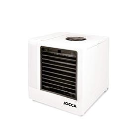 CLIMATIZADOR MINI 100 - 240V CON USB PORTÁTIL BLANCO JOCCA