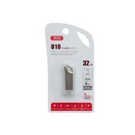 PENDRIVE 32GB USB 2.0 PLATA XO