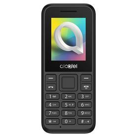 """TELEFONO MOVIL NEGRO 10.66D 1.8"""" 2GB 4MB CAM 0.8MPX DUAL SIM ALCATEL"""
