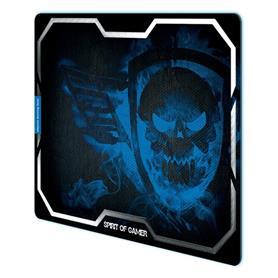 ALFOMBRILLA BLUE SMOKEY SKULL XL 43.5*32.3CM SPIRIT OF GAMER