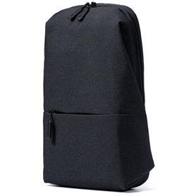 MOCHILA MI CITY SLING BAG DARK GREY CAPACIDAD 4 LITROS HASTA 10 XIAOMI
