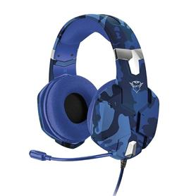 AURICULARES CON MICRÓFONO GAMING GXT 322B CARUS TRUST