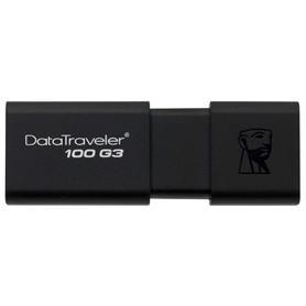 PENDRIVE DATATRAVELER DT100G3 64GB USB 3.0 KINGSTON