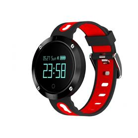 SMARTWATCH SPORT WATCH XS30 NEGRO ROJO BILLOW