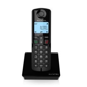 TELEFONO INALAMBRICO S250 NEGRO ALCATEL