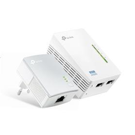 KIT EXTENSOR POWERLINE WIFI AV500 300MBPS TL WPA4220 TPLINK