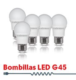 Bombillas LED G45