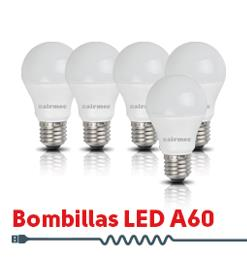 Bombillas LED A60