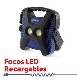 Focos LED Recargables