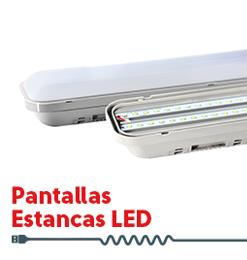 Pantallas Estancas LED